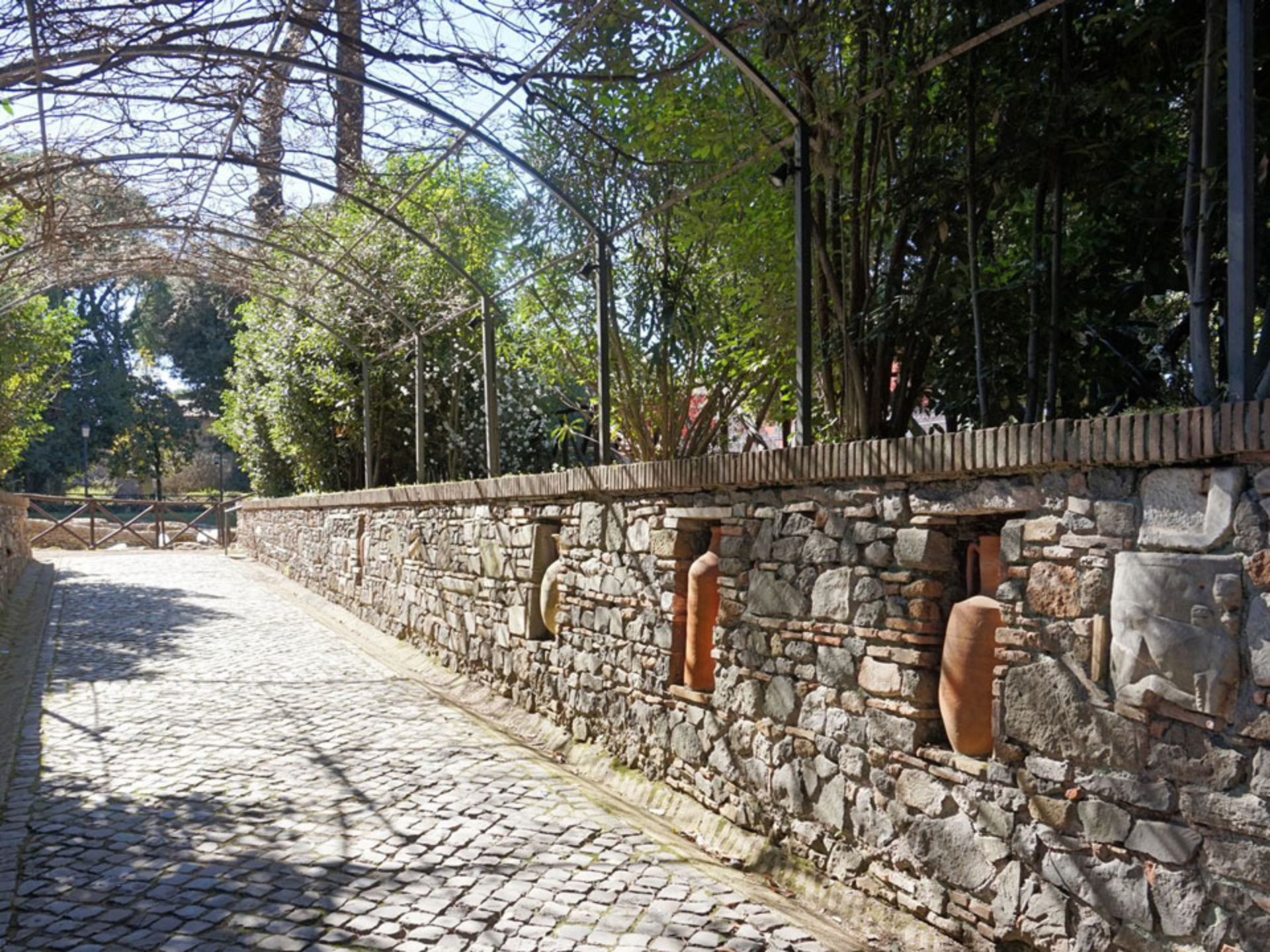 appian-way_Italy-Tour-With-Theresa_14